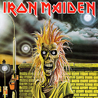 Iron Maiden- S/T LP