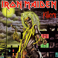 Iron Maiden- Killers LP (180gram Vinyl)