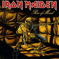 Iron Maiden- Piece Of Mind LP (180gram Vinyl)