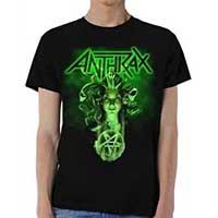 Anthrax- Medusa on a black shirt (Sale price!)