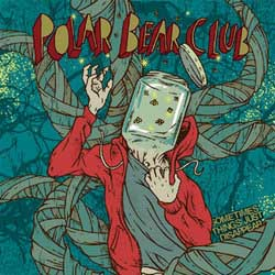 Polar Bear Club- Sometimes Things Just Disappear LP & CD (Red Vinyl)