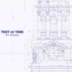 Test Of Time- By Design LP (Blue Vinyl)