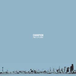 Champion- Time Slips Away LP (White Vinyl)