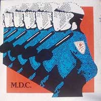 MDC- Millions Of Dead Cops (Millenium Edition) LP