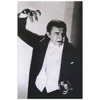 Bela Lugosi -Hand Raised Above Head -Blood Sucker-  Fine Art Print by Annex