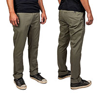 Grain Slim Fit Chino Pants by Brixton- SAGE - SALE sz 28 only