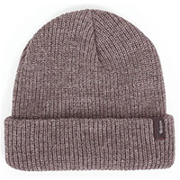 Heist Beanie by Brixton- BROWN HEATHER