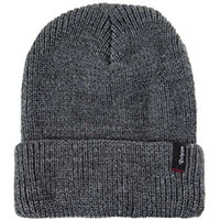 Heist Beanie by Brixton- HEATHER GREY