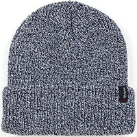 Heist Beanie by Brixton- NAVY HEATHER