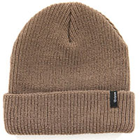 Heist Beanie by Brixton- SHALE BROWN