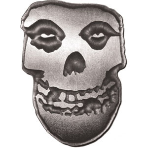 Misfits- Skull belt buckle (bb245)