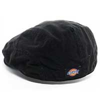 Dickies- The Ivy Washed Canvas Driver in BLACK