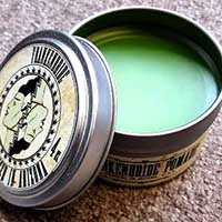 Frankenbride Womens Pomade by J. Hillhouse (Heavy Hold, Orange Grove Scent) (Sale price!)