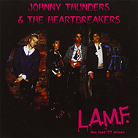 Johnny Thunders- LAMF, The Lost 77 Mixes LP