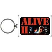 Kiss- Alive II keychain