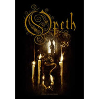 Opeth- Ghost Reveries Fabric Poster