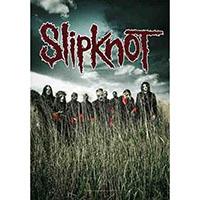 Slipknot- Field Fabric Poster