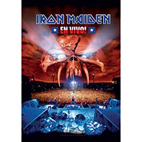 Iron Maiden- En Vivo Fabric Poster