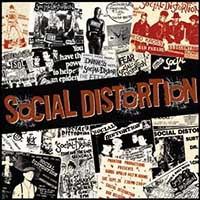 Social Distortion- Flyers magnet