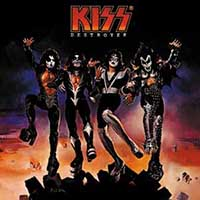Kiss- Destroyer magnet