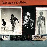Defiance, Ohio- The Great Depression LP (Pink Vinyl)