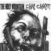 "Holy Mountain / Cave Canem- Split 7"" (Red Vinyl) (Sale price!)"