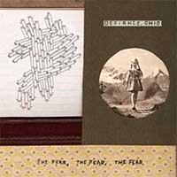 Defiance, Ohio- The Fear, The Fear, The Fear LP (Gold Vinyl)