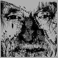 """Holy Mountain / Cobra Noir- Split 7"""" (Rose Marble Vinyl)"""