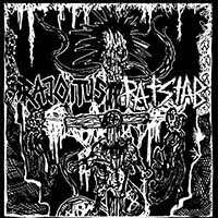 "Rajoitus / Ratstab- Split 7"" (Sale price!)"