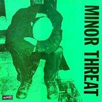 Minor Threat- S/T LP