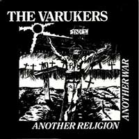 Varukers- Another Religion Another War 2xLP Italian Import, colored vinyl!