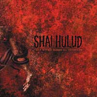 Shai Hulud- That Within Blood Ill Tempered LP (Gold Vinyl)
