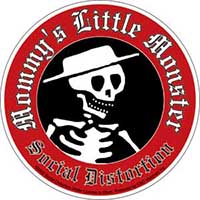 Social Distortion- Mommys Little Monster sticker (st454)