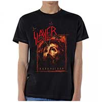 Slayer- Repentless on a black shirt (Sale price!)