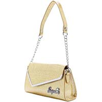 Repop Purse in GOLD by Sourpuss - SALE