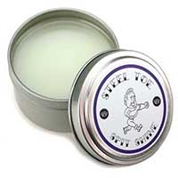 Steel Toe Spit Shine by J. Hillhouse (Lighter Medium High Shine, Bay Rum Scent) (Sale price!)