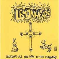 "Lemonheads- Laughing All The Way To The Cleaners 7"" (Sale price!)"