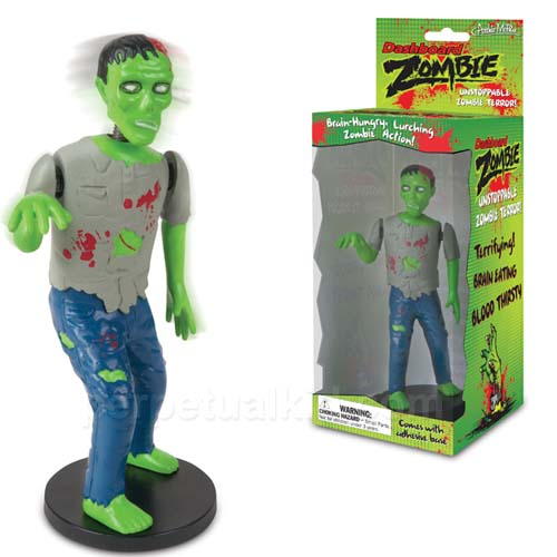 Dashboard Zombie by Accoutrements