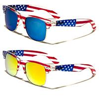 Budget Sunglasses- US Flag