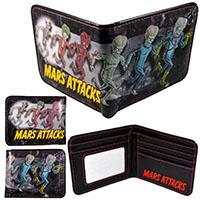 Mars Attacks Vinyl Wallet from Kreepsville 666