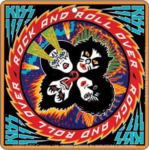 Kiss- Rock N Roll Over air freshener