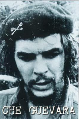 Che Guevara- Face poster