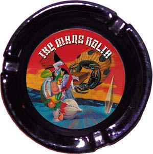 Mars Volta- Album Ashtray (Glass)