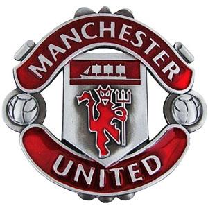 Manchester United- Logo belt buckle (bb233)