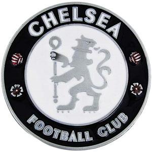 Chelsea Fc Logo Gold - ma