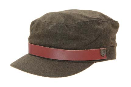 Busker Hat by Brixton- Olive (Sale price!)