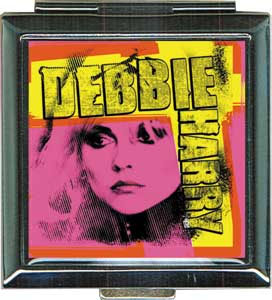Debbie Harry- Face Compact Mirror