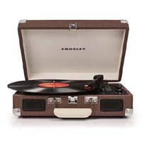 Cruiser Turntable by Crosley- Tweed