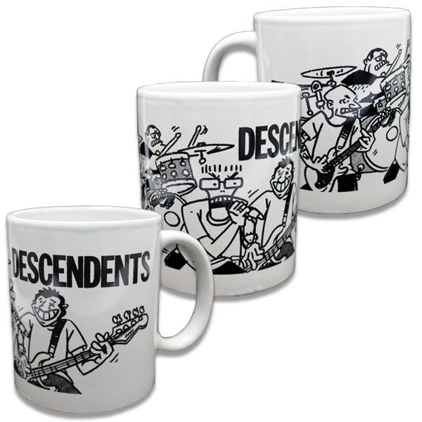 Descendents- Live coffee mug