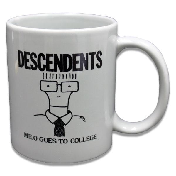 Descendents- Milo Goes To College coffee mug